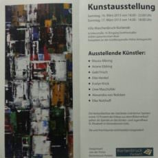Vernissage in Buer