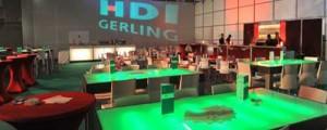 HDI - Gerling - Aspecta _Night-Loungekonzept 2008