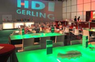 HDI – Gerling – Aspecta _Night-Loungekonzept 2008