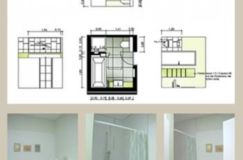 Umbau eines EFH – 2006 Bad & Kinderzimmer